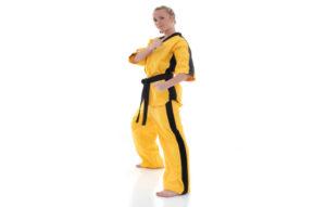 martial arts training camps